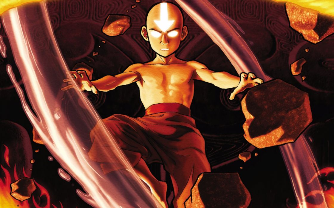Avatar the legend of Aang wallpaper
