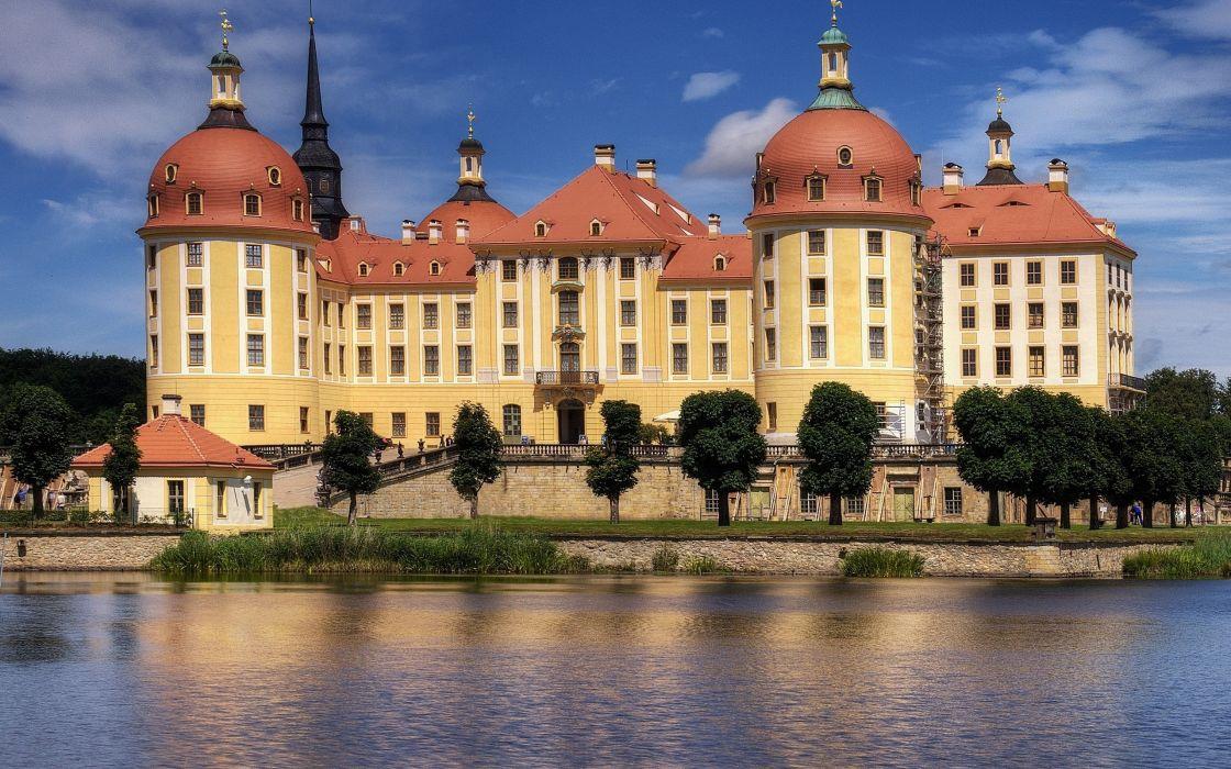 Schloss moritzburg -  Germany wallpaper