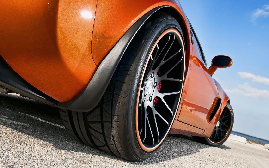 Lexus GS350 on 360forged wheels wallpaper