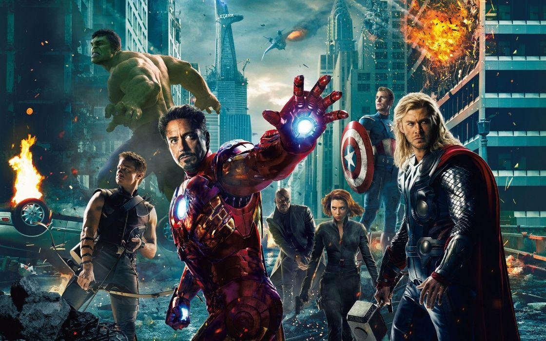 The Avengers wallpaper