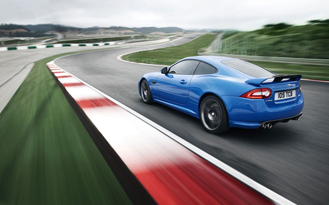 Jaguar XKR-S wallpaper