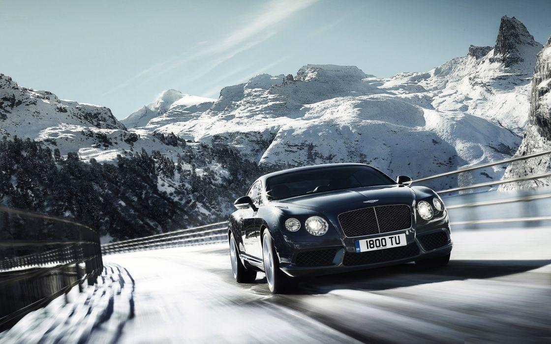 Bentley Continetal GT V8 wallpaper
