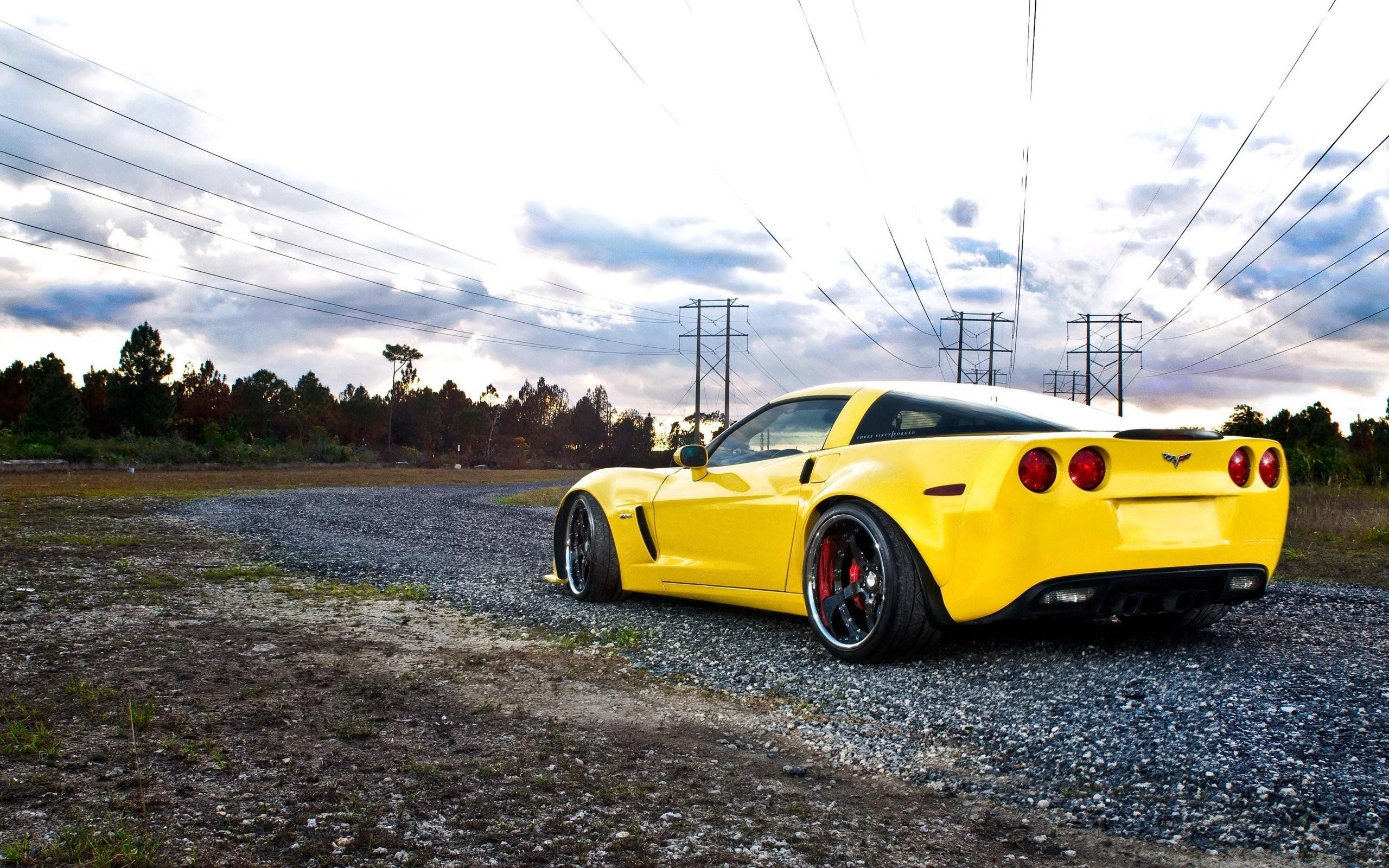 Widebody Corvette Z06 Wallpaper 2560x1600 1735