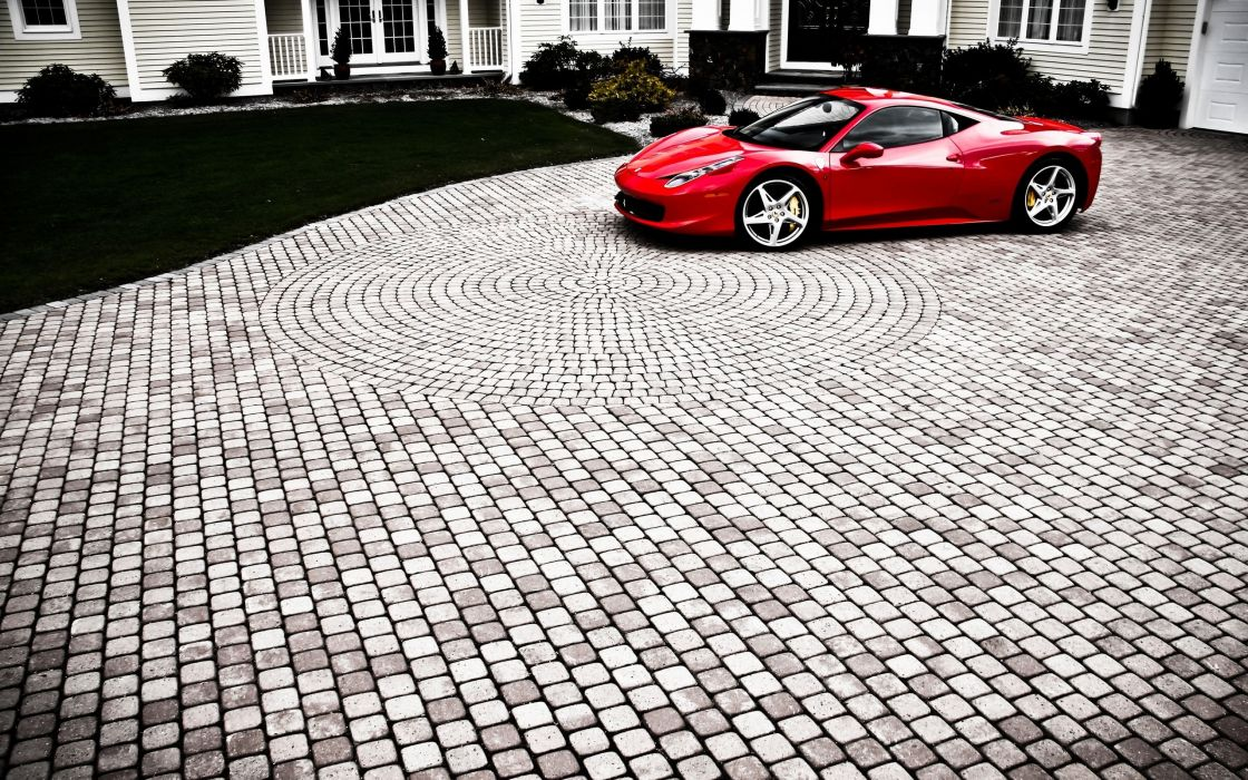 Awesome Ferrari 458 Italy wallpaper
