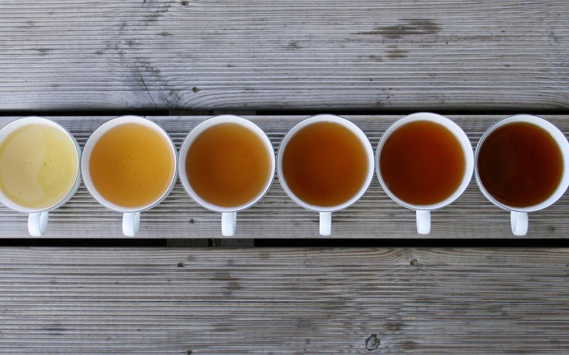Tea spectrum wallpaper