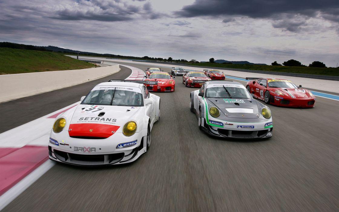 FIA GT 2009 wallpaper