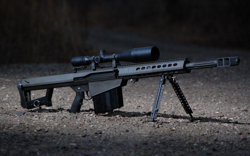 Barrett M82 CQ wallpaper