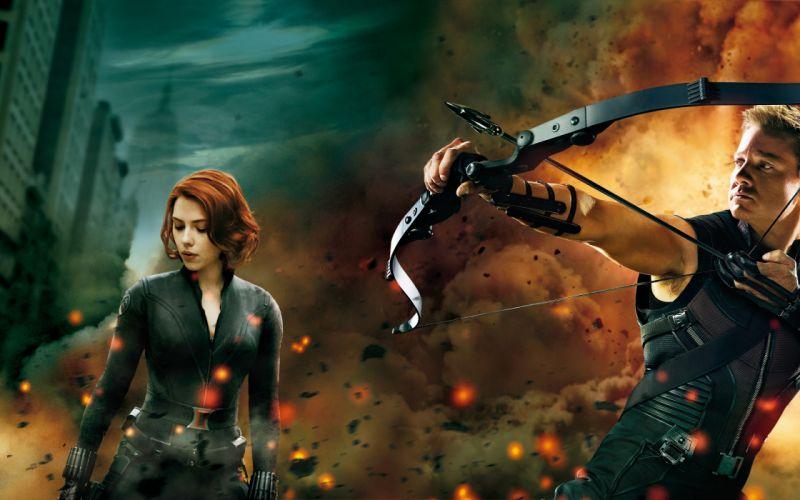 New The Avengers poster wallpaper