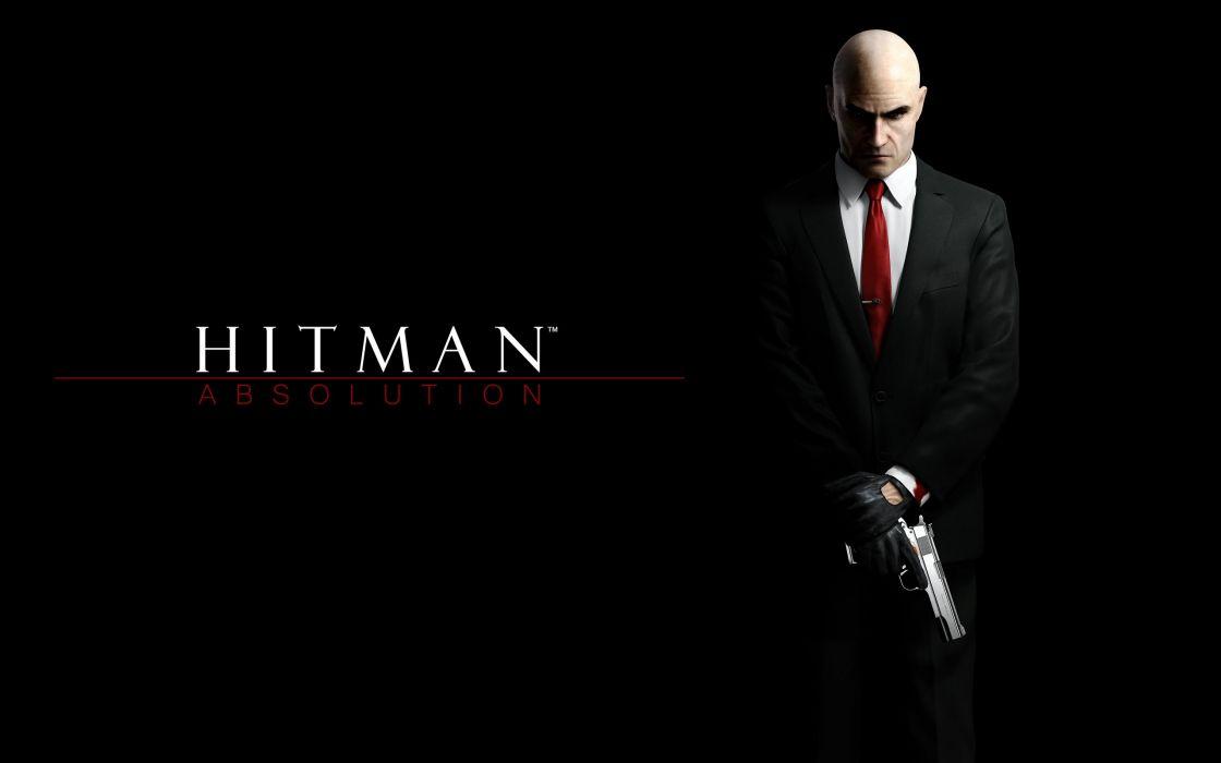 Hitman - Absolution wallpaper