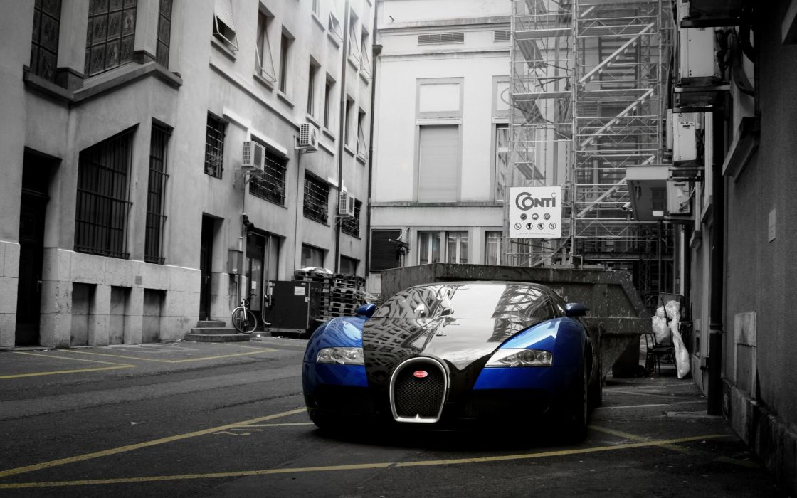 Superb Bugatti Veyron wallpaper