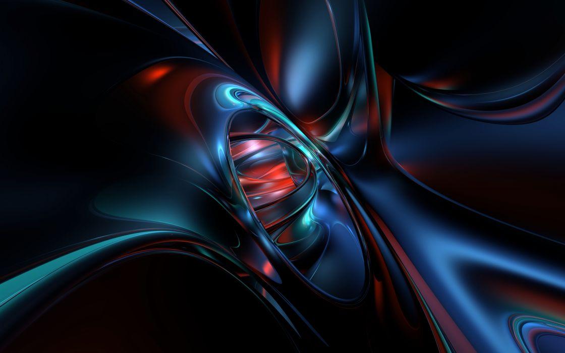 Abstract caos wallpaper