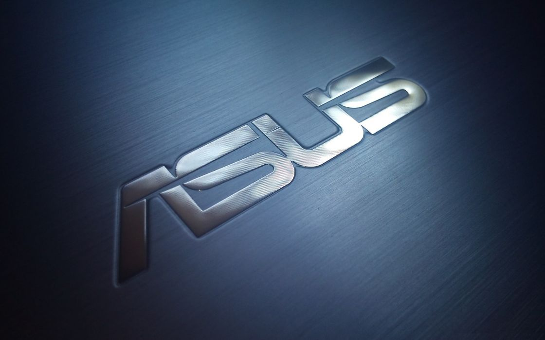 Asus logo wallpaper