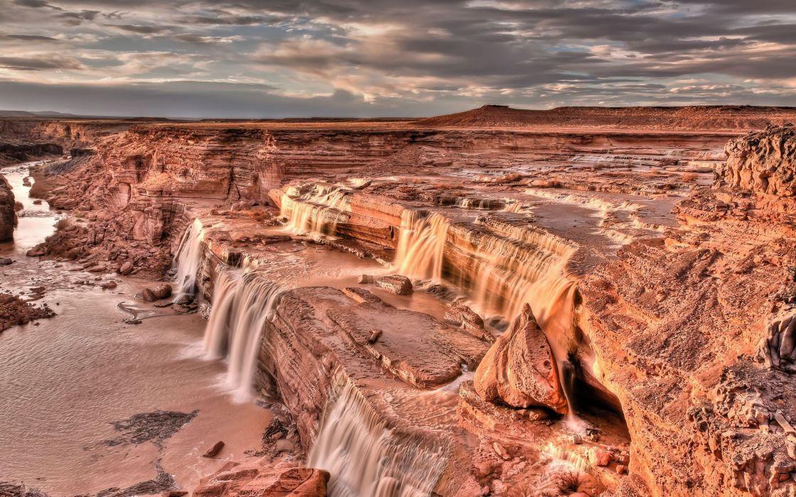 Grand Falls - Arizona wallpaper