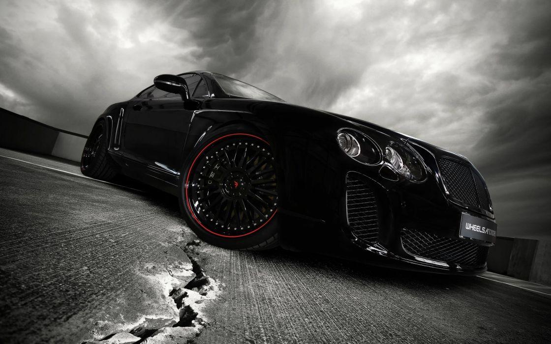 Bentley Continental Ultrasports 702 wallpaper
