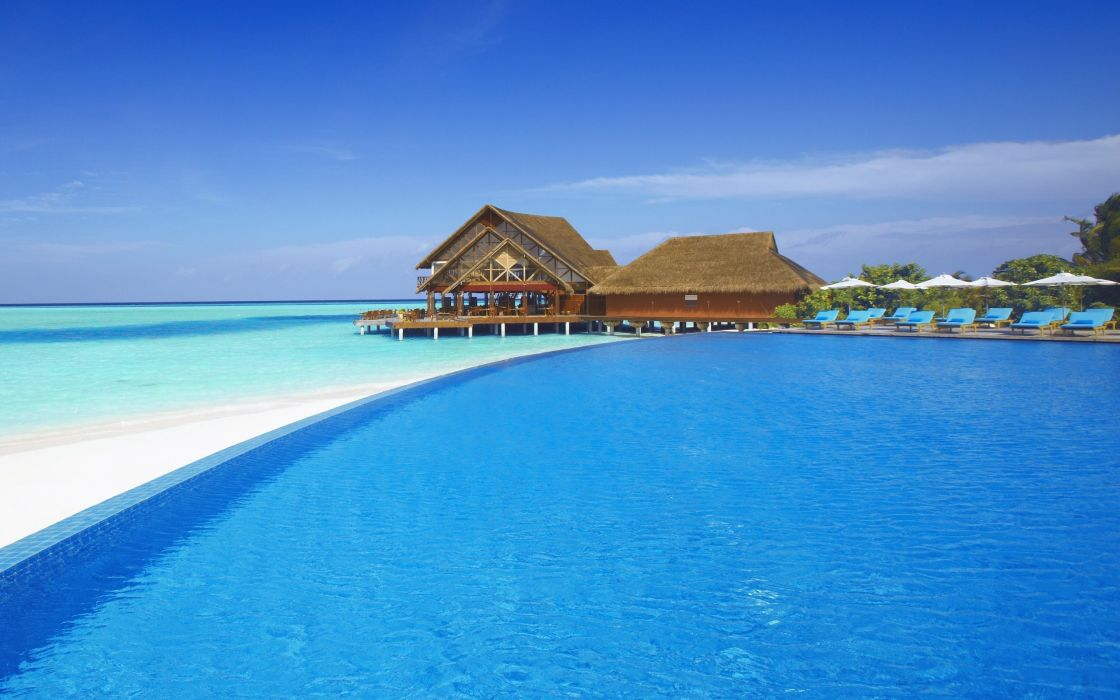 Anantara Dhigu Resort - Maldives wallpaper
