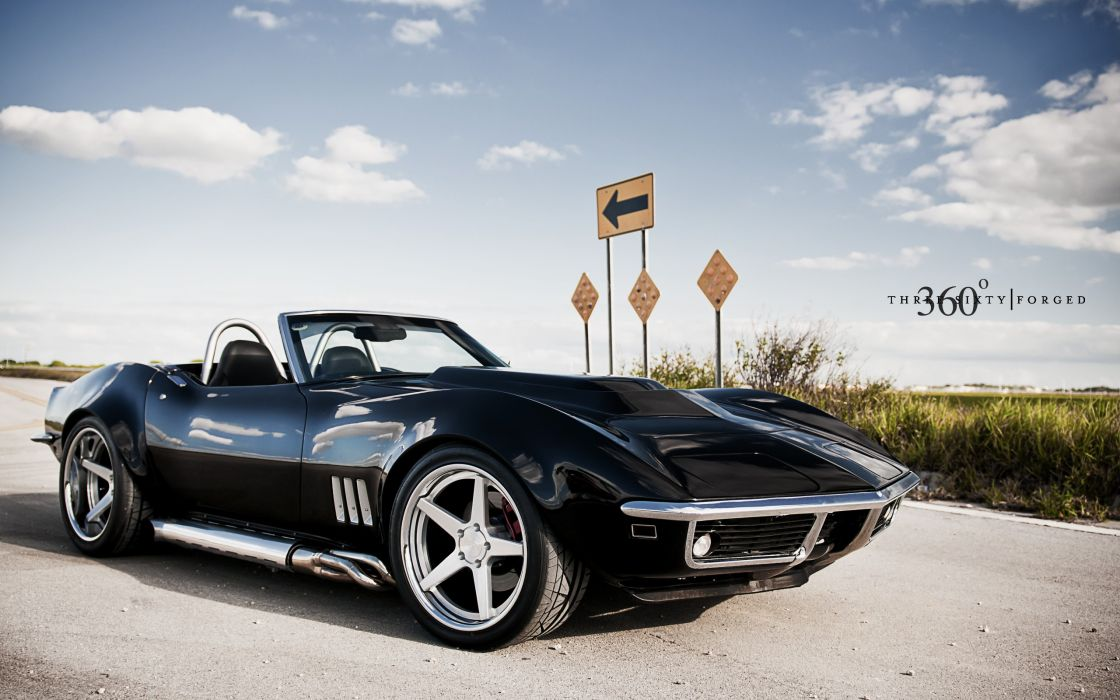 Chevrolet Corvette C3 wallpaper