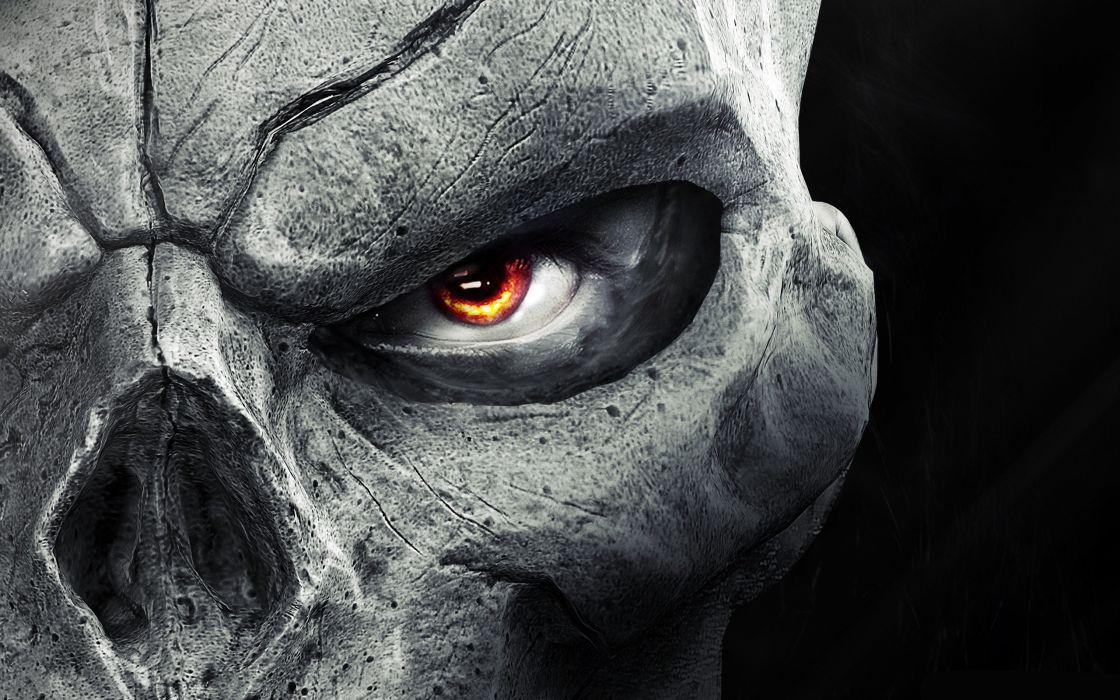 Darksiders 2 - Death wallpaper