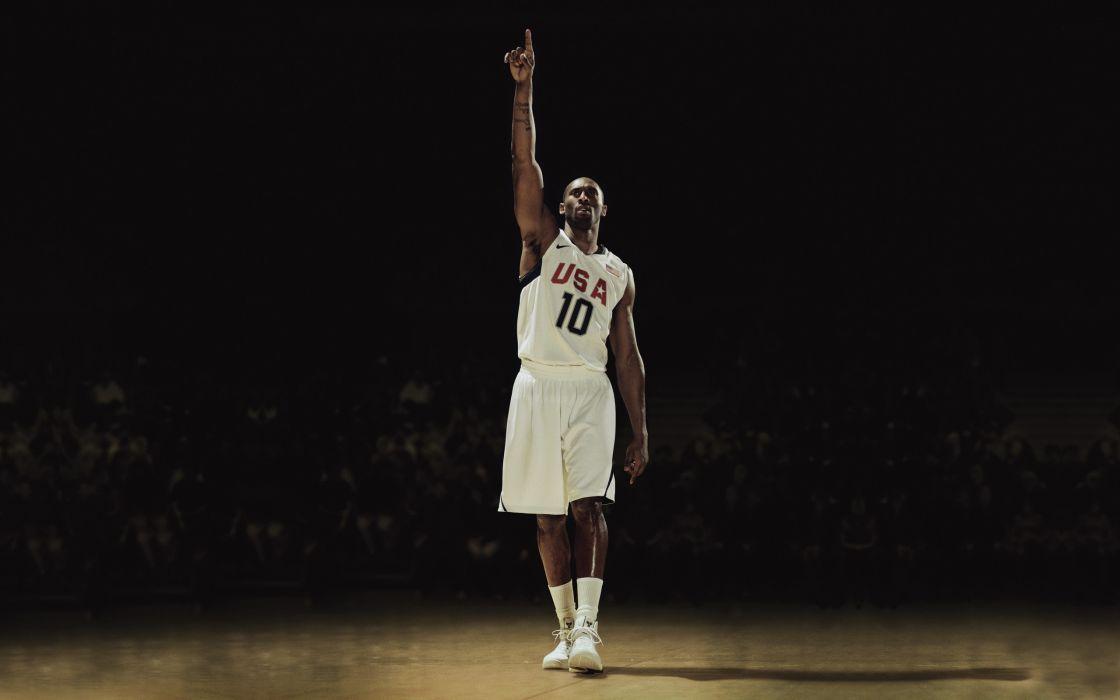 Kobe Bryant - USA Basketball wallpaper