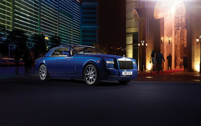 Rolls-Royce Phantom Coupe Series II wallpaper