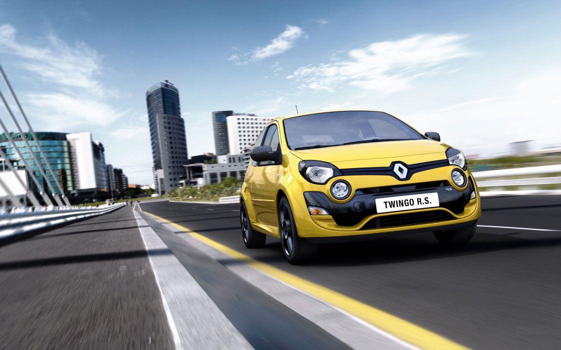Renault-Twingo RS wallpaper