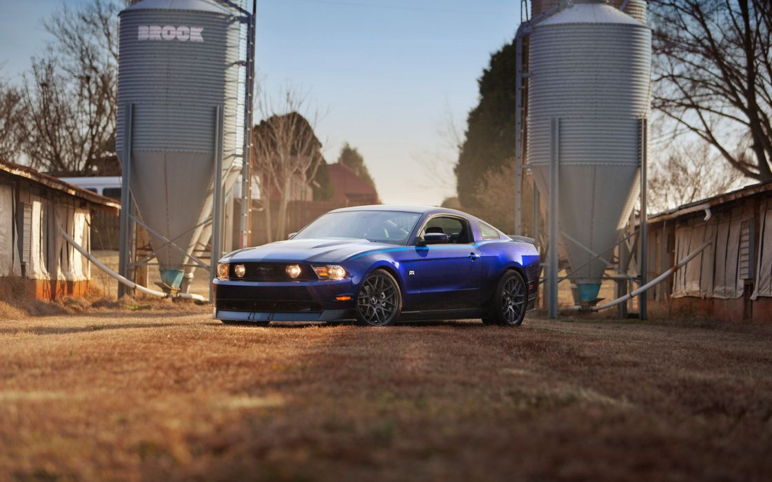 Ford Mustang RTR wallpaper