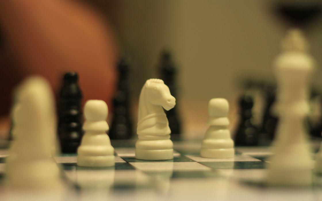 The art of chess wallpaper