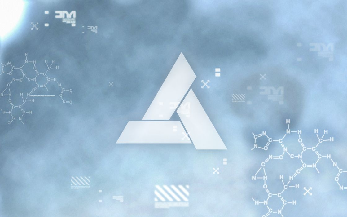 Assassin's Creed animus logo wallpaper