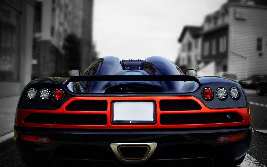 Cool Red And Black Lamborghini Wallpaper