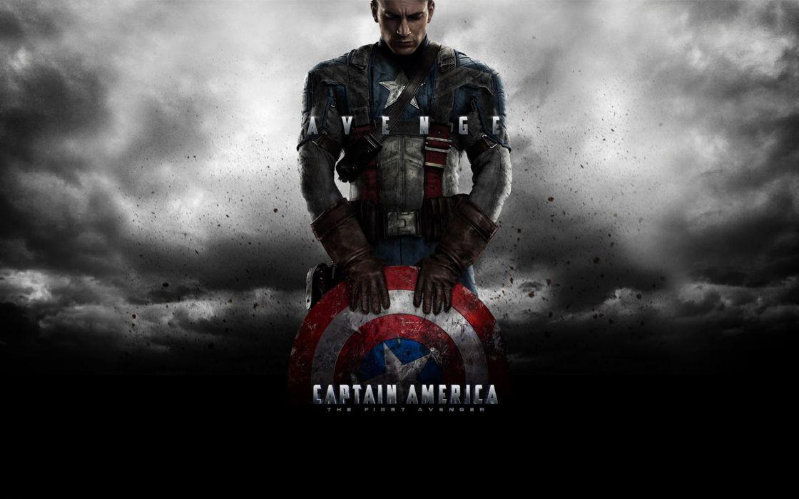 Captain America - The First Avenger wallpaper