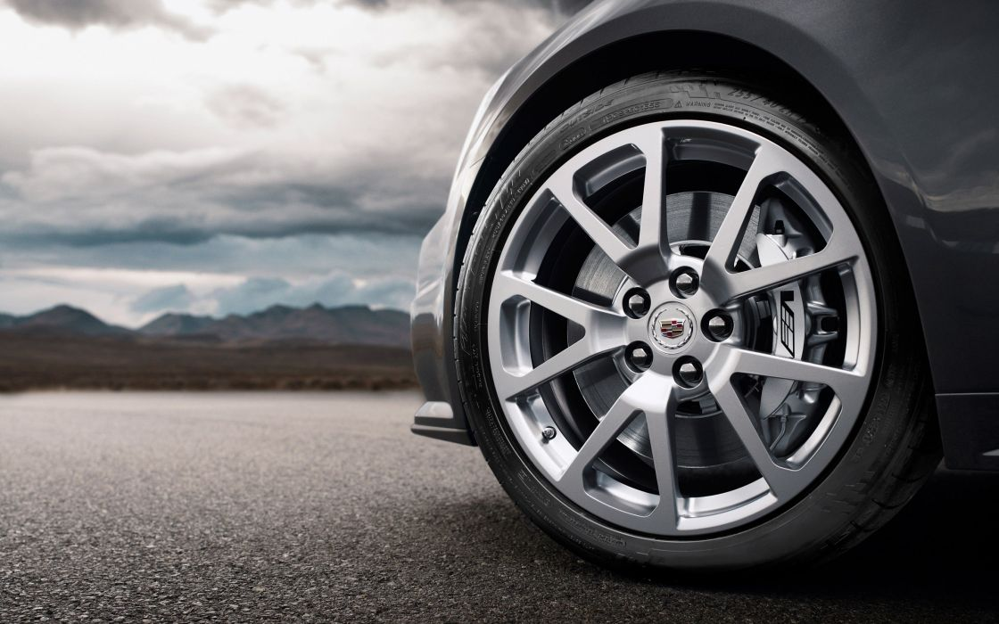 Cadillac CTS-V Coupe wallpaper