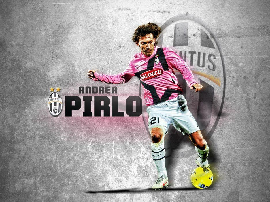 Andrea Pirlo - Juventus wallpaper