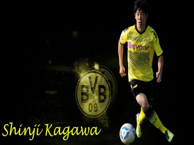 Shinji Kagawa - Borussia Dortmund wallpaper
