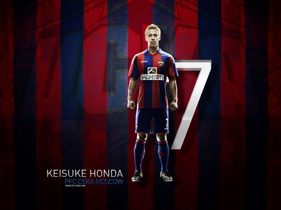 Keisuke Honda wallpaper