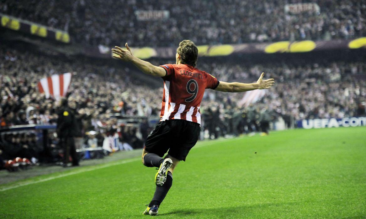 Fernando Llorente - Athletic FC wallpaper