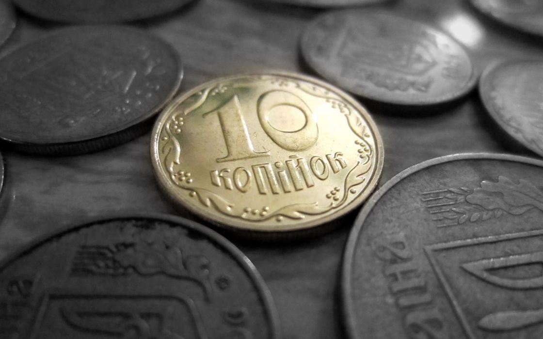 Kopiykas - Ukraine money wallpaper