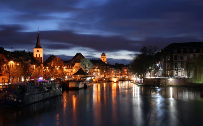Strasbourg - France wallpaper