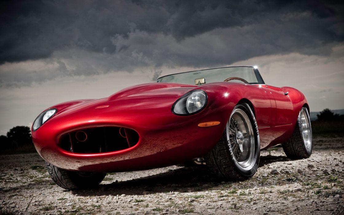 Jaguar Eagle Speedster wallpaper