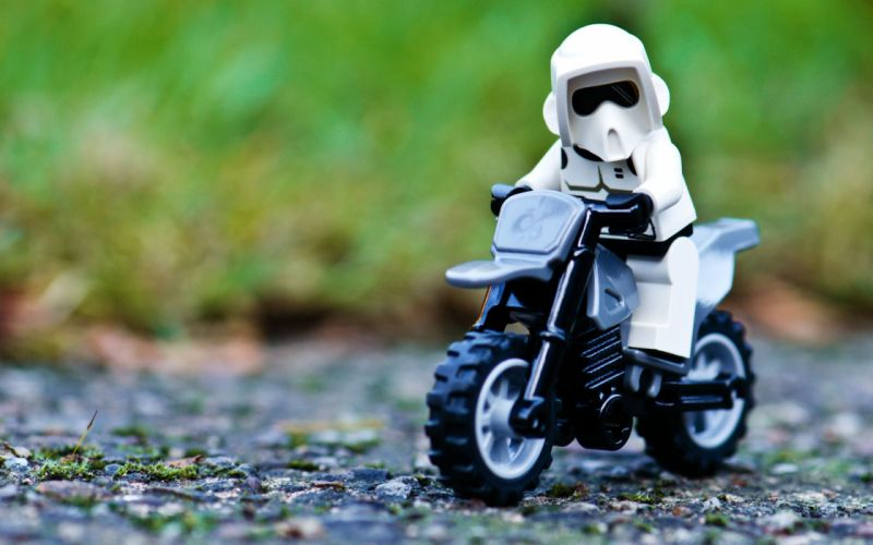 Funny Lego Star Wars wallpaper