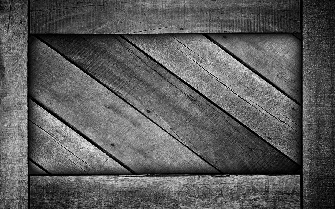 Black Background Wood Wallpaper