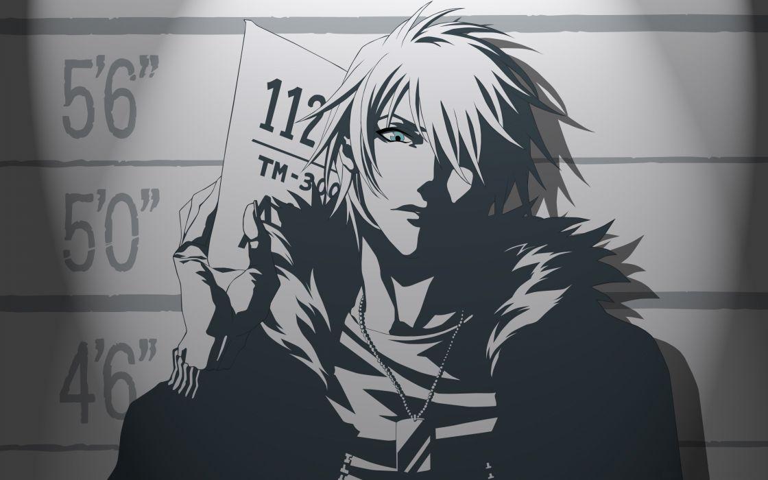 Togainu no Chi - Akira wallpaper