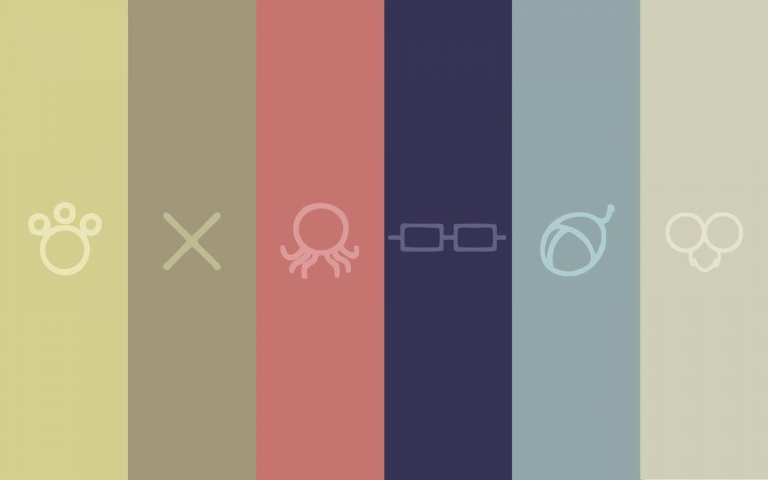 Symbols wallpaper