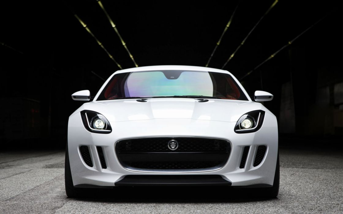 Jaguar C-X16 Concept wallpaper