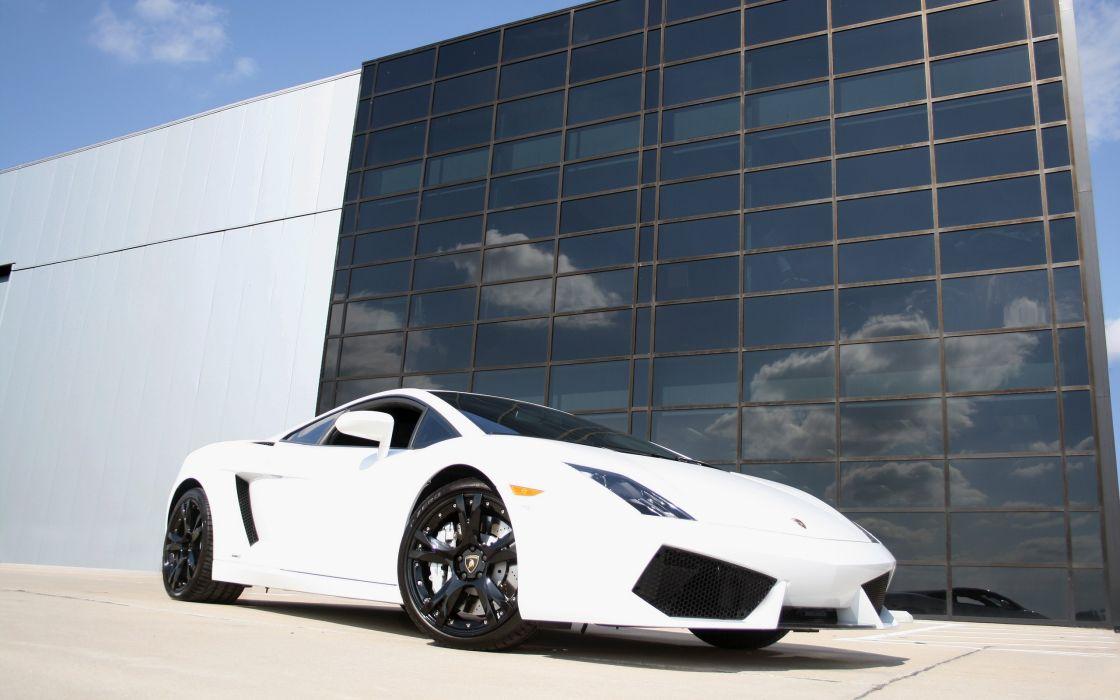 Supercar - Lamborghini Gallardo wallpaper