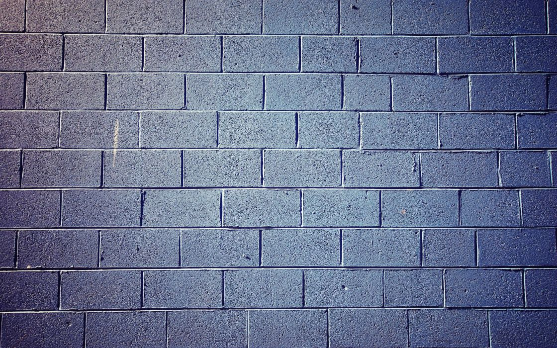 Whitebrick pattern wallpaper