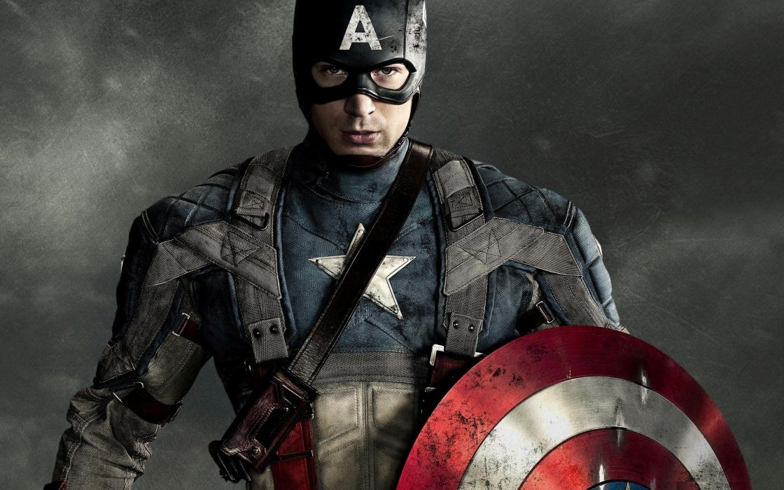Captain America - The first Avenger wallpaper