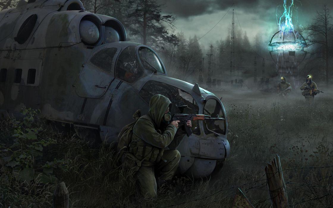 STALKER - Shadow of Chernobyl wallpaper