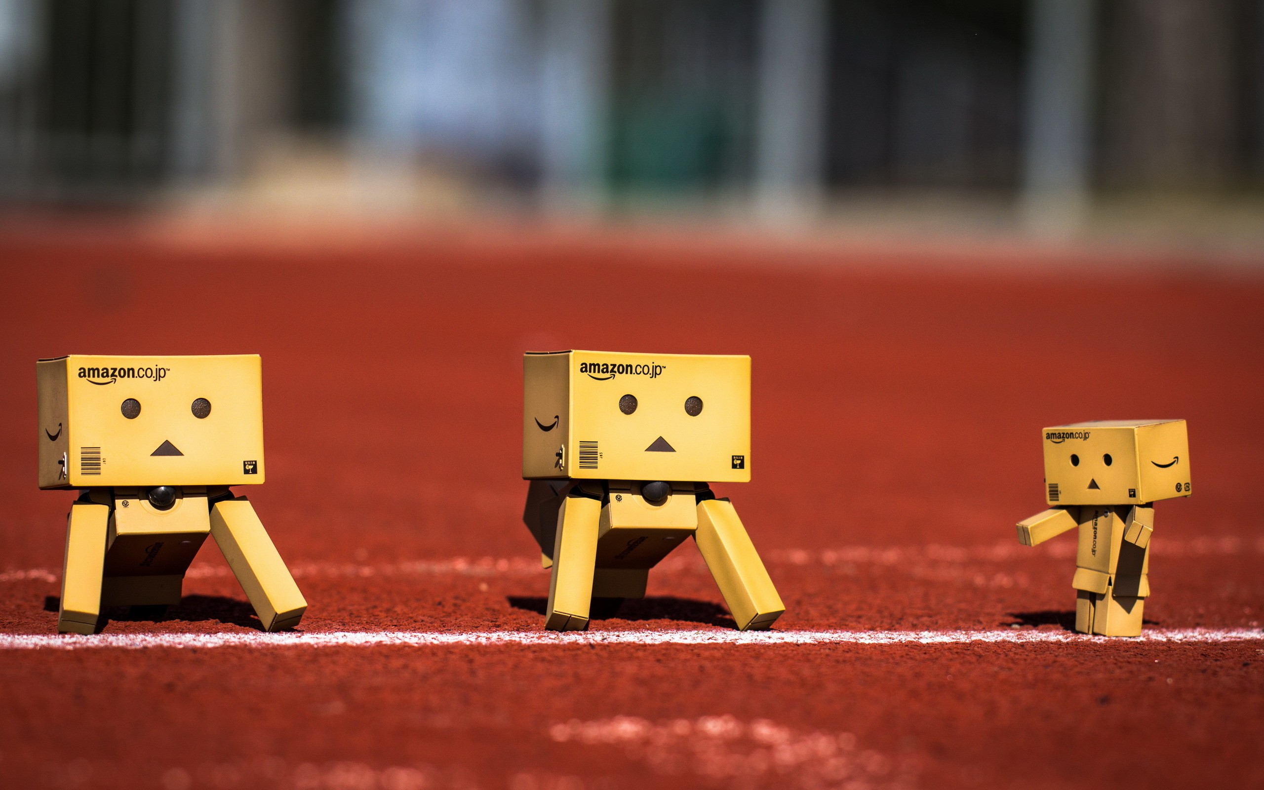 Great Amazon Danbo At The Start Line Wallpaper | 2560x1600 | 2759 | WallpaperUP