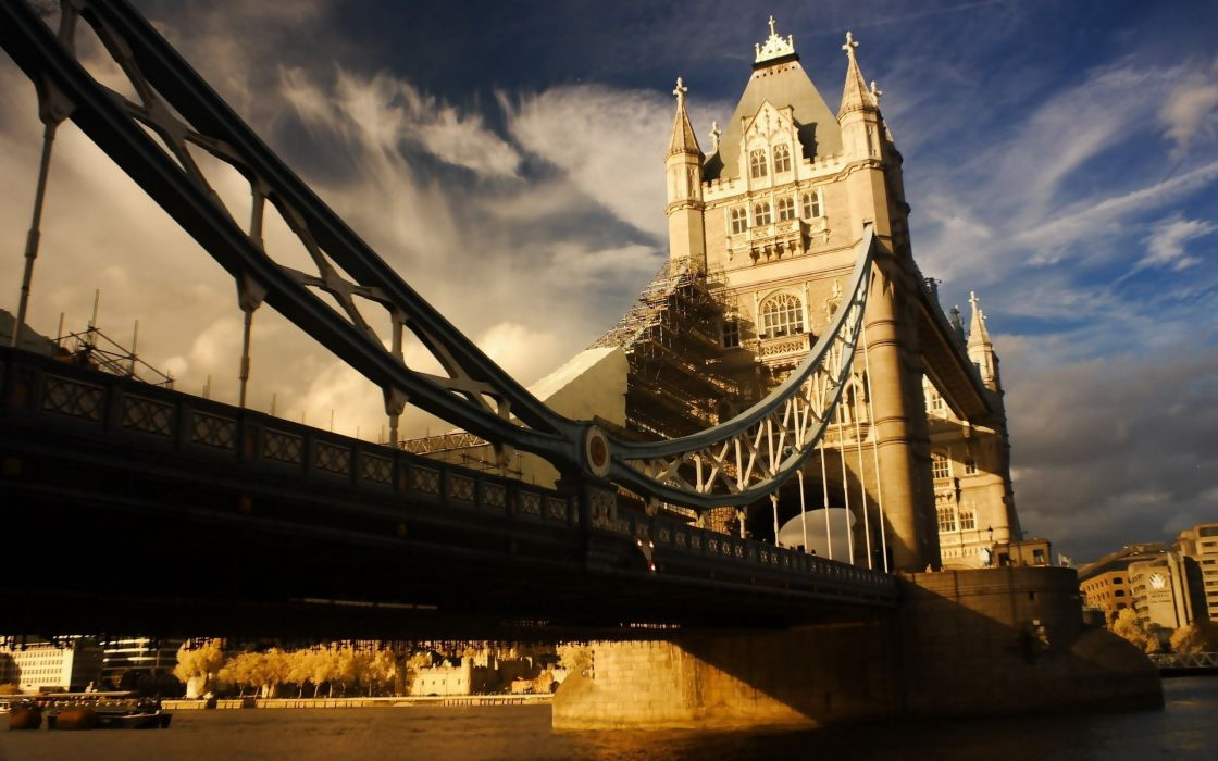 England Tower Bridge wallpaper