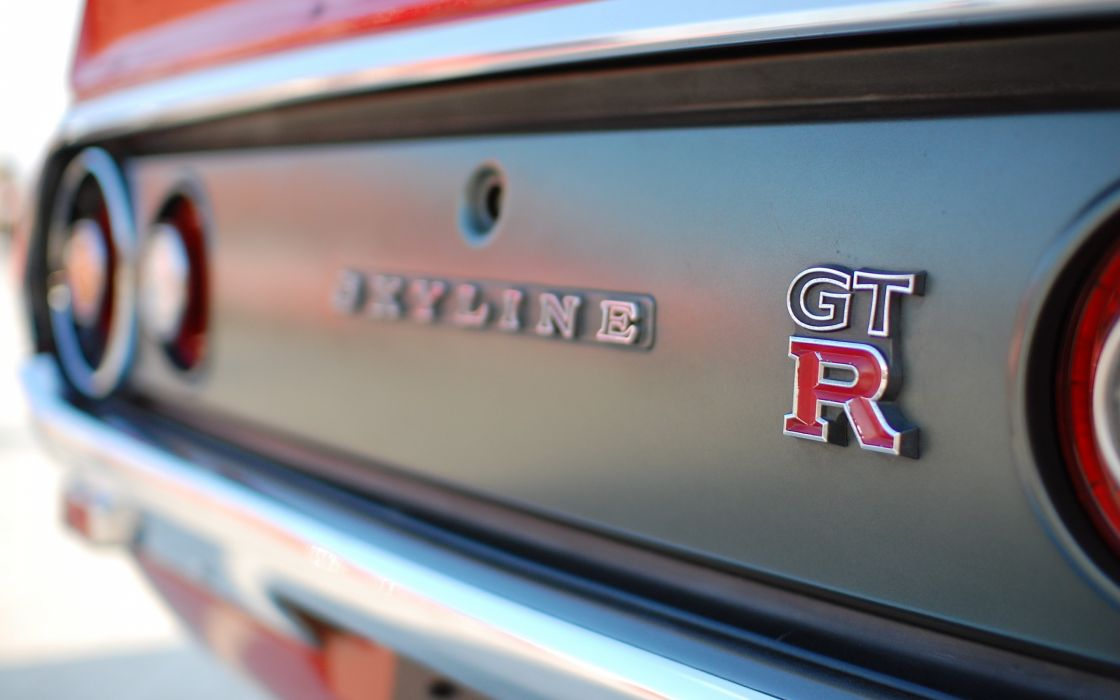 Nissan Skyline GTR wallpaper
