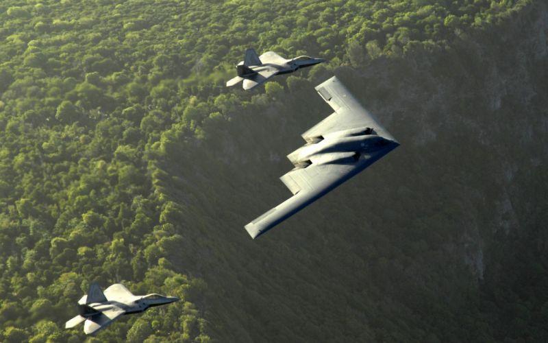 Lockheed Martin F-22 Raptor wallpaper